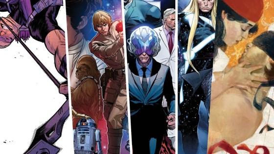 Fantastic Five: Week of January 1, 2020
