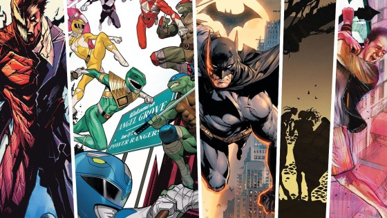 Every week, comic fandom is gifted with a slew of fantastic stories from a slew of fantastic creators. These days there's just so much good stuff out there that it can be a bit overwhelming, especially if you're new to comics. Thus AIPT presents to you, Fantastic Five! A weekly column where we pick five fantastic books released during the week and tell you why you should take a chance on them via a snippet from our reviews.