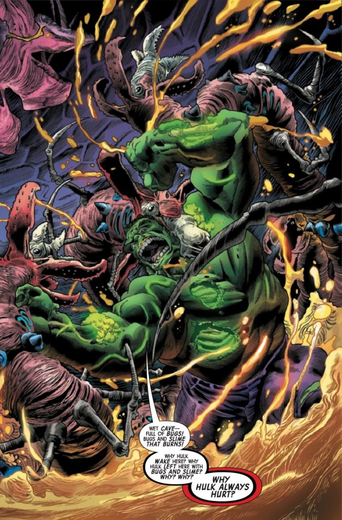 Immortal Hulk Vol. 6: We Believe In Bruce Banner Review
