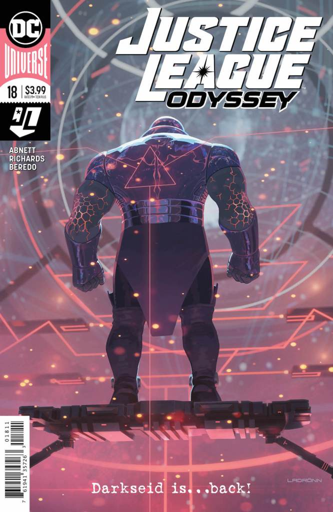 DC Preview: Justice League Odyssey #18