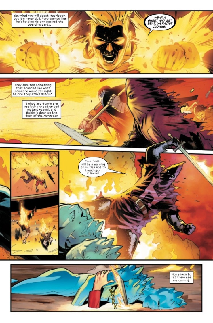 Marvel Preview: Marauders #6