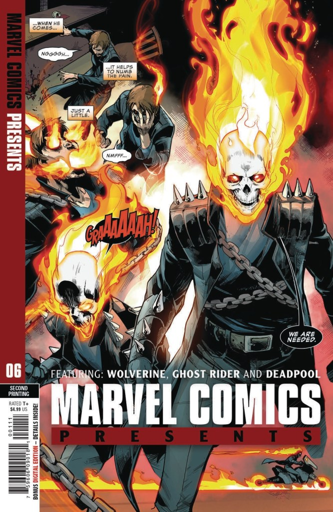 Ghost Rider is now the Spirit of...Corruption?