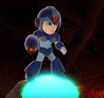 Mega Man X Mii