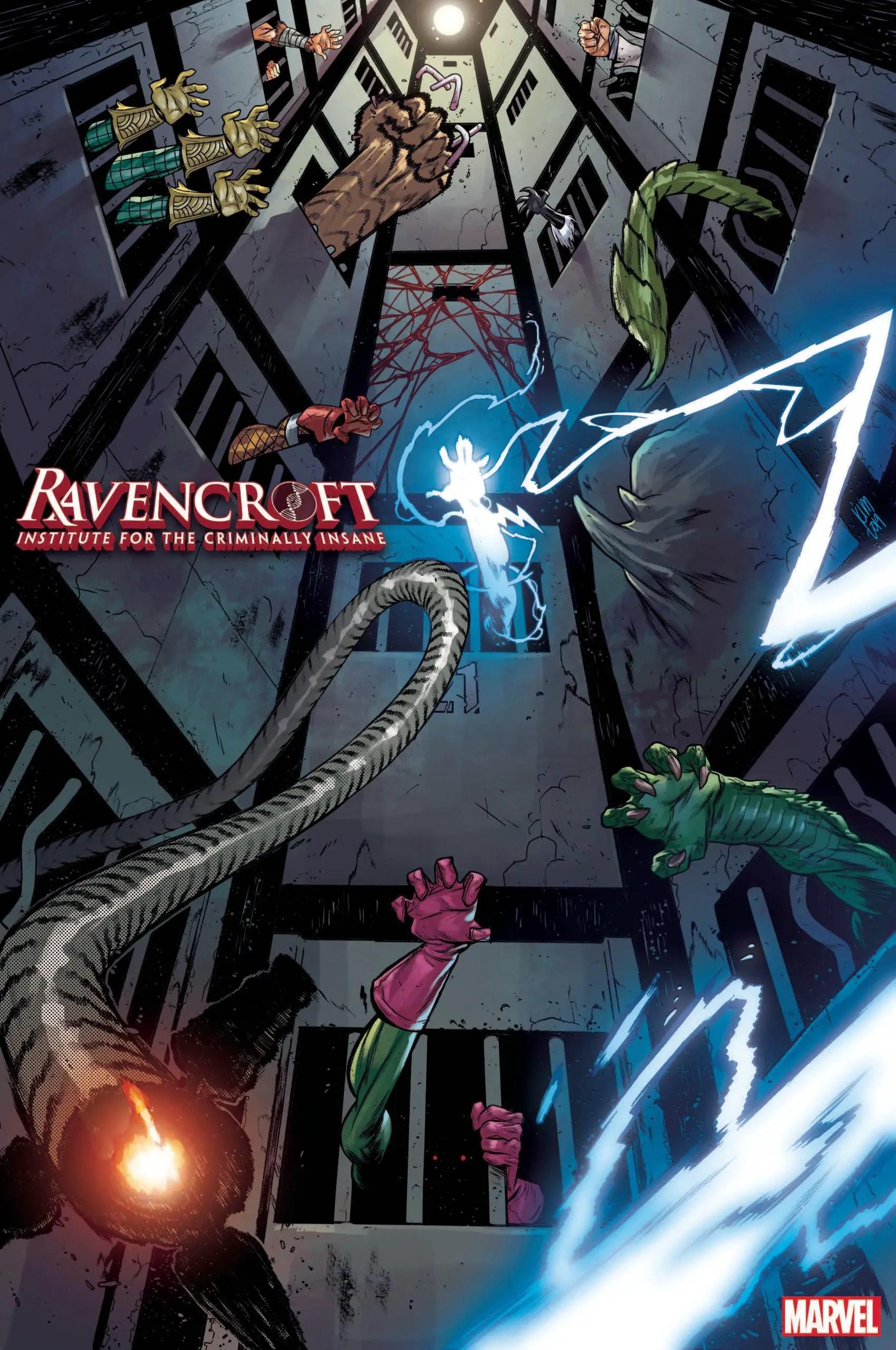 Ravencroft #1 Review