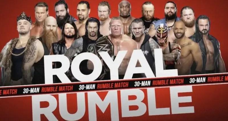 WWE Royal Rumble 2020 Review