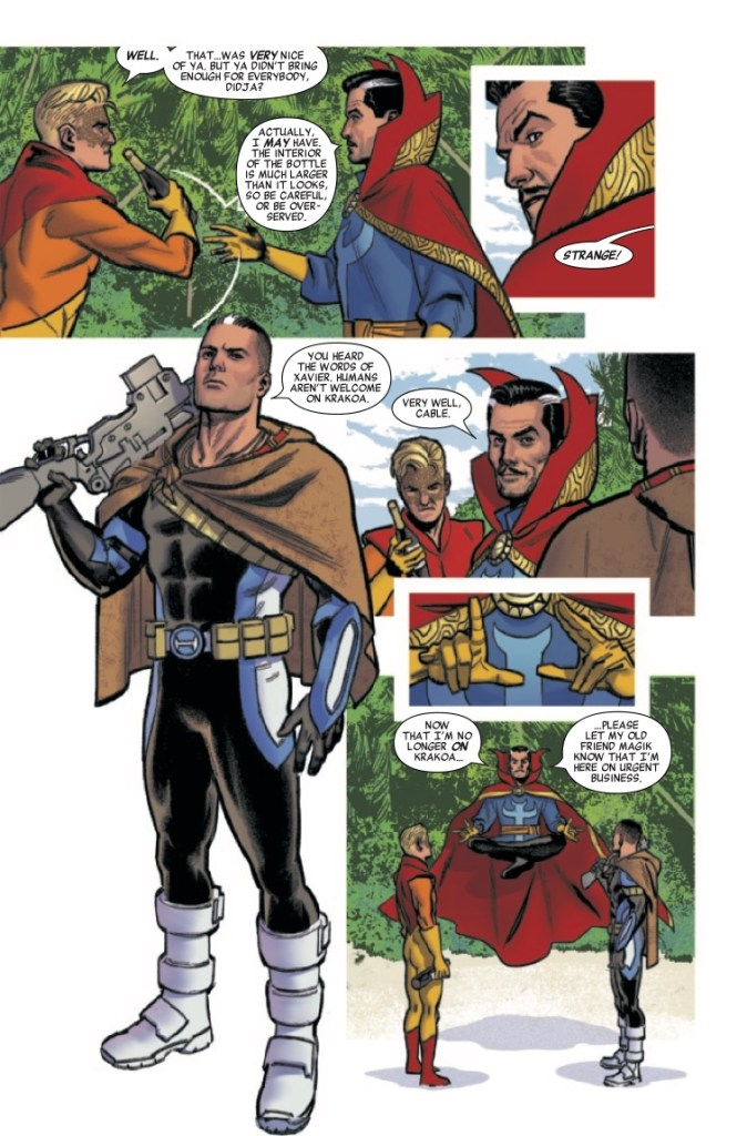 Marvel Preview: Savage Avengers #0
