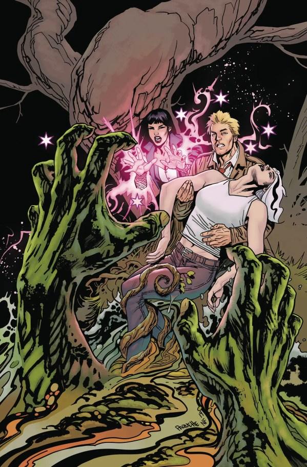 Ram V talks bringing the weird to 'Justice League Dark'