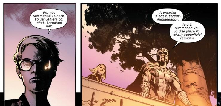 X-Men Foreign Policy #1: Examining Krakoan international relations