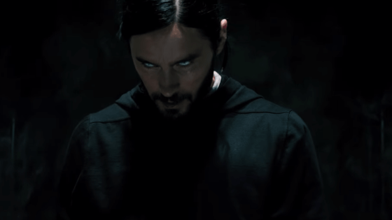 New Morbius trailer drops ahead of its July 31, 2020 release.