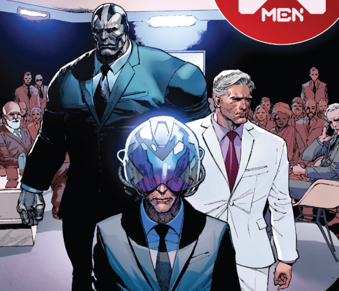 X-Men Foreign Policy #3: What will Krakoa's leadership say about its direction as a state?