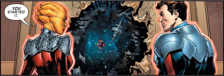 Green Lantern Blackstars #3 Annotations: The Name Of The Lantern