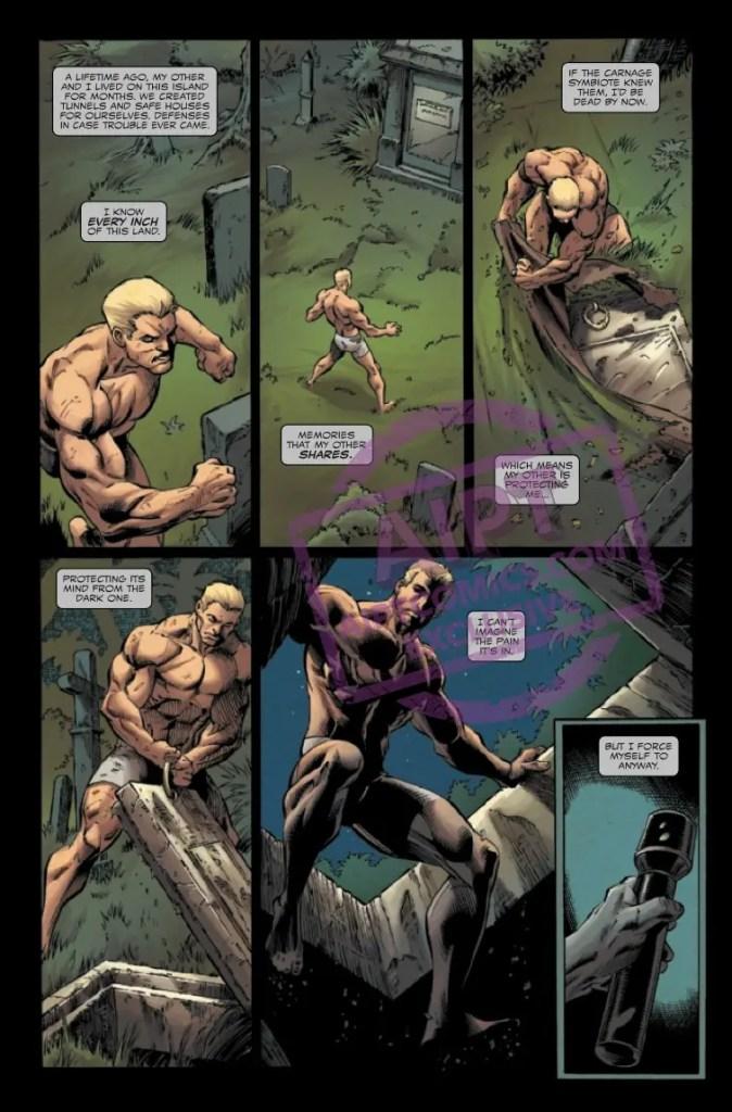 EXCLUSIVE Marvel Preview: Venom #22