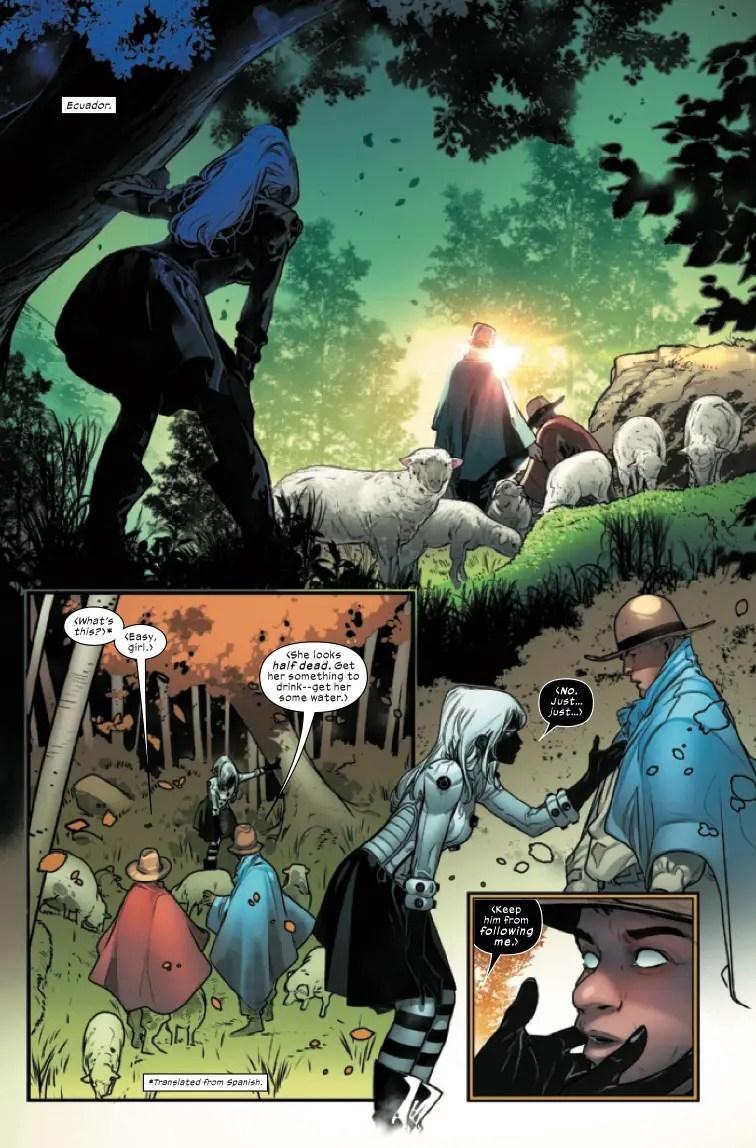 X-Men #5 Review