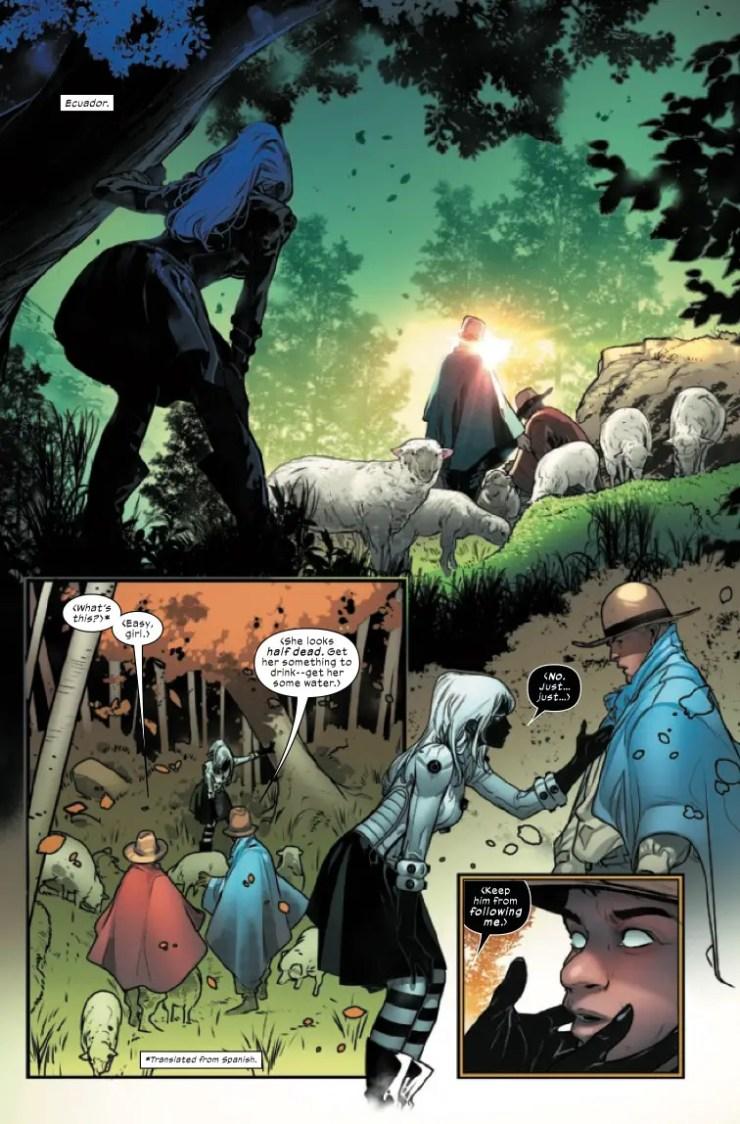 Marvel Preview: X-Men #5