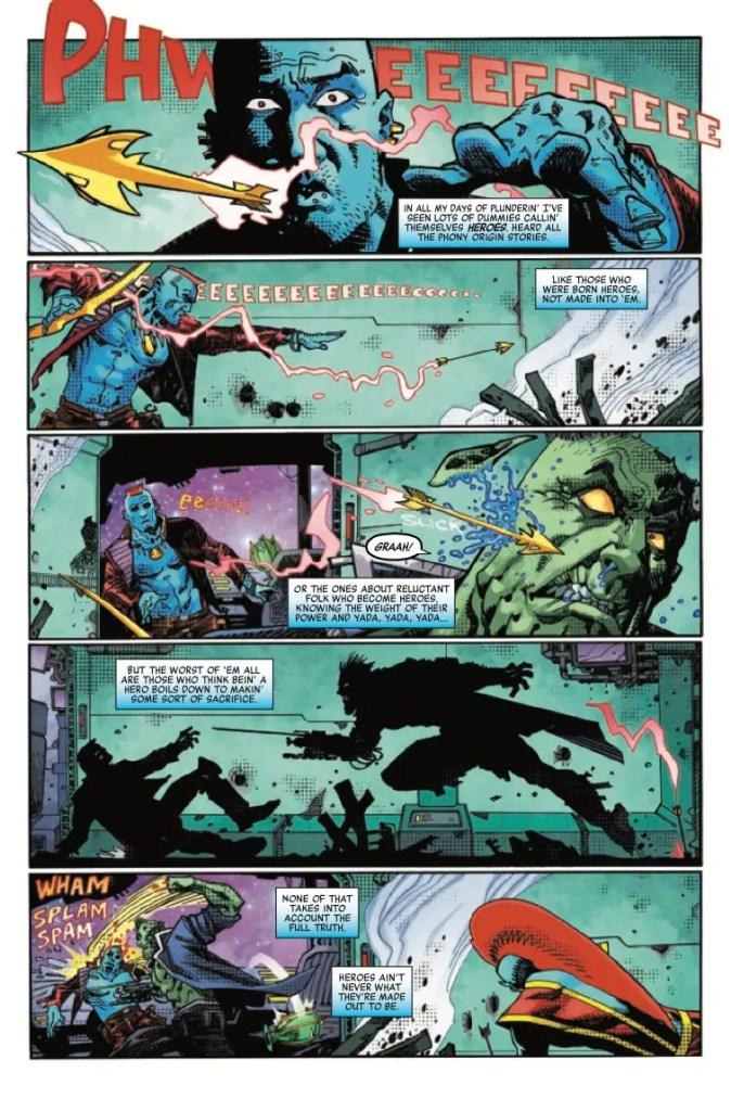 Marvel Preview: Yondu #5