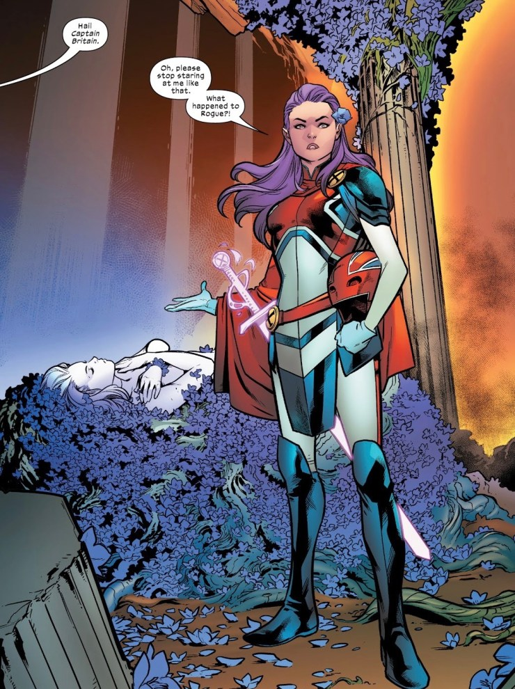 X-Men Monday #92 - Tini Howard Answers Your Excalibur Questions