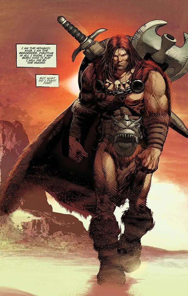 Berserker Unbound Vol. 1 Review