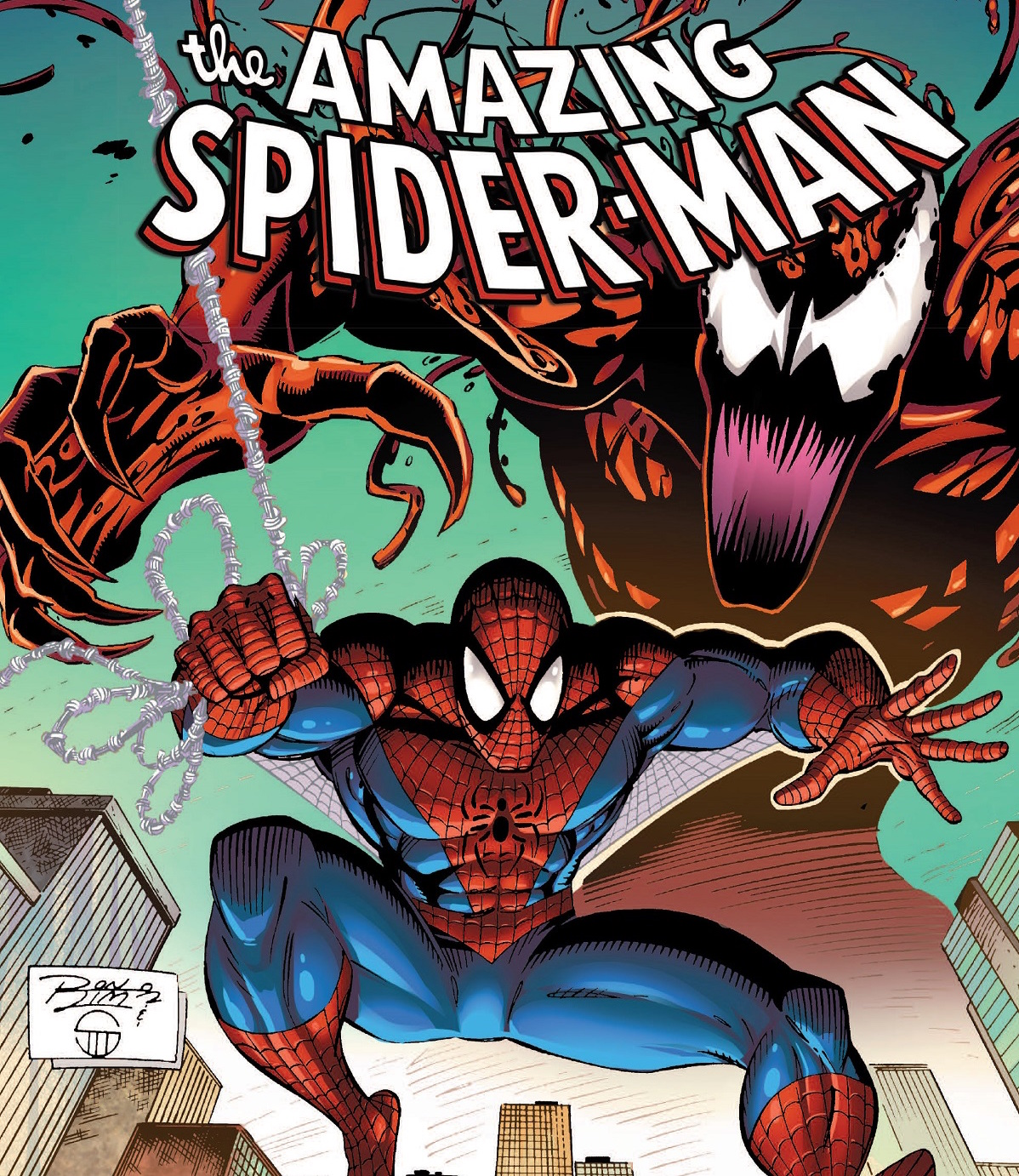 The Amazing Spider-Man Epic Collection: Maximum Carnage TPB Review: Spidey resists '90s cynicism