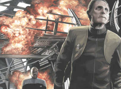 IDW announces Star Trek: Deep Space Nine miniseries
