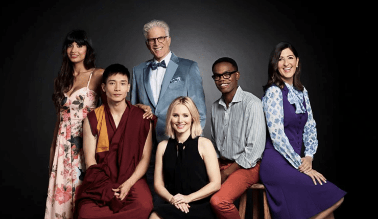 'The Good Place' proves positive skepticism is possible