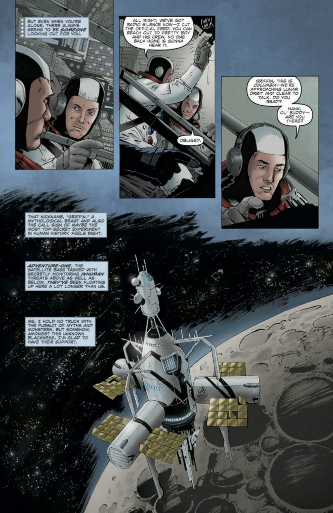 Rom: Dire Wraiths #1 Review