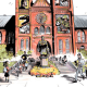IDW Publishing and the Smithsonian Institution have announced a multi-year global publishing program aimed at creating graphic novels focused on cultural and scientific knowledge, as well as coloring books for all ages.
