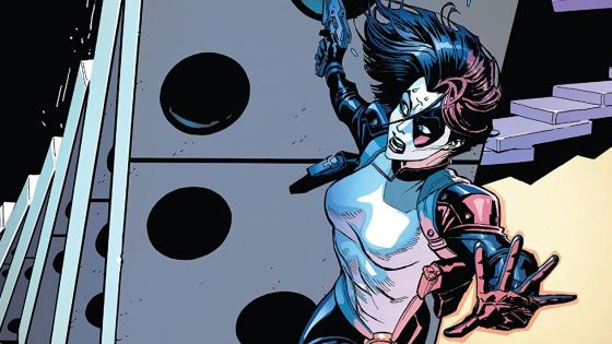 Domino is the new 007.