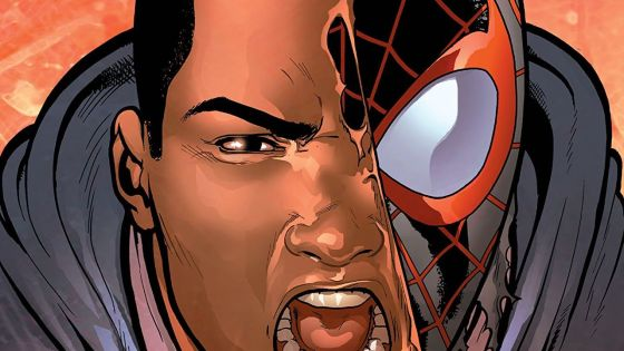 An earned return to superhero life from Miles Morales.