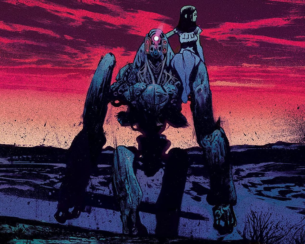 Protector #2 Review