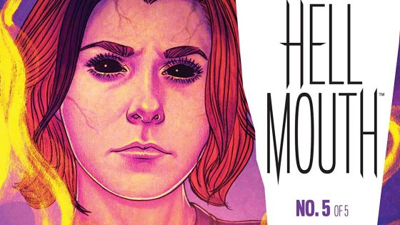 Buffy the Vampire Slayer/Angel: Hellmouth #5 Review