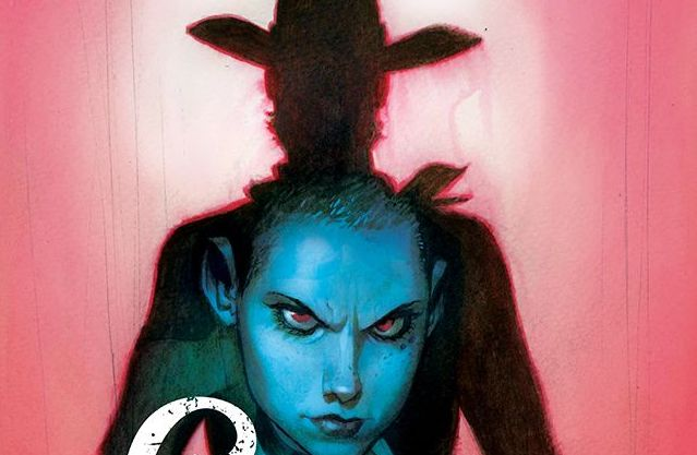Undone By Blood #1 Review