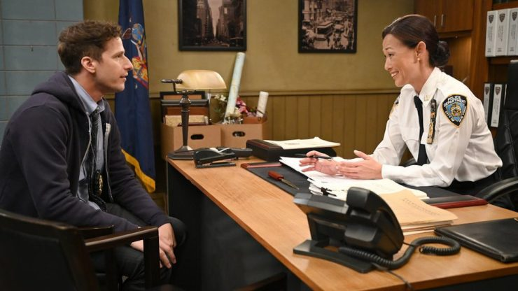 Brooklyn Nine-Nine Season 7 Episode 2 Recap: 'Captain Kim'