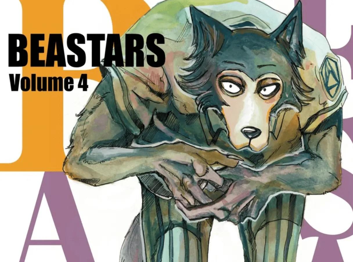 Beastars Vol. 4 Review