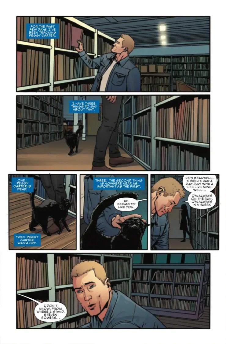 Marvel Preview: Captain America #19