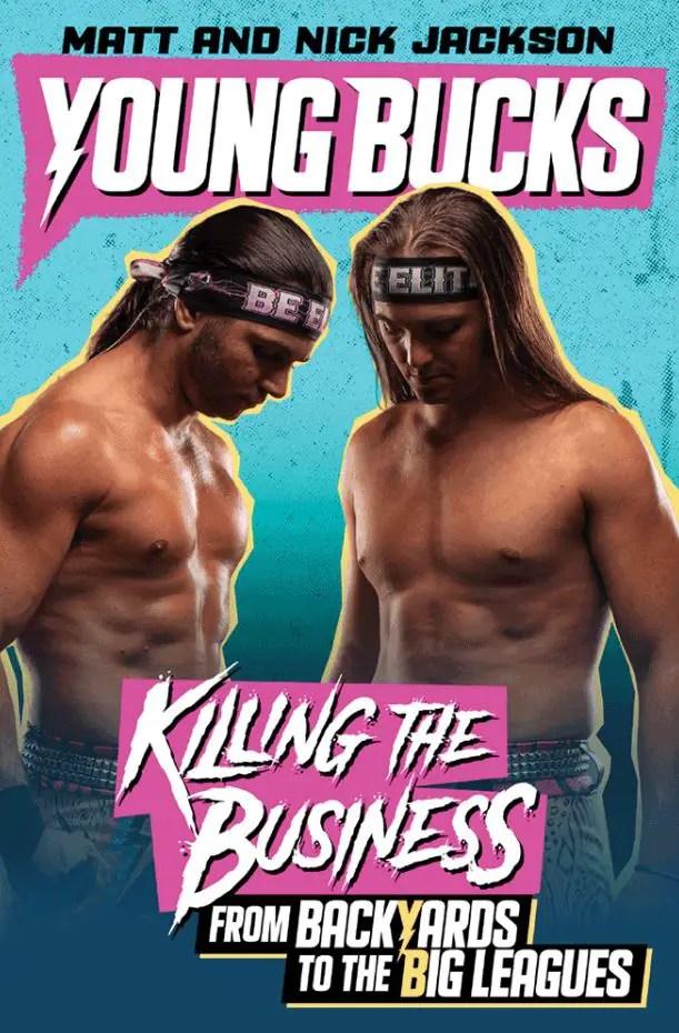The Young Bucks announce 'Killing the Business' memoir