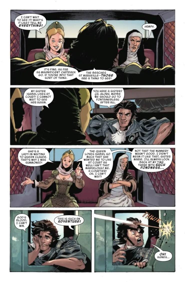 Marvel Preview: Dark Agnes #2