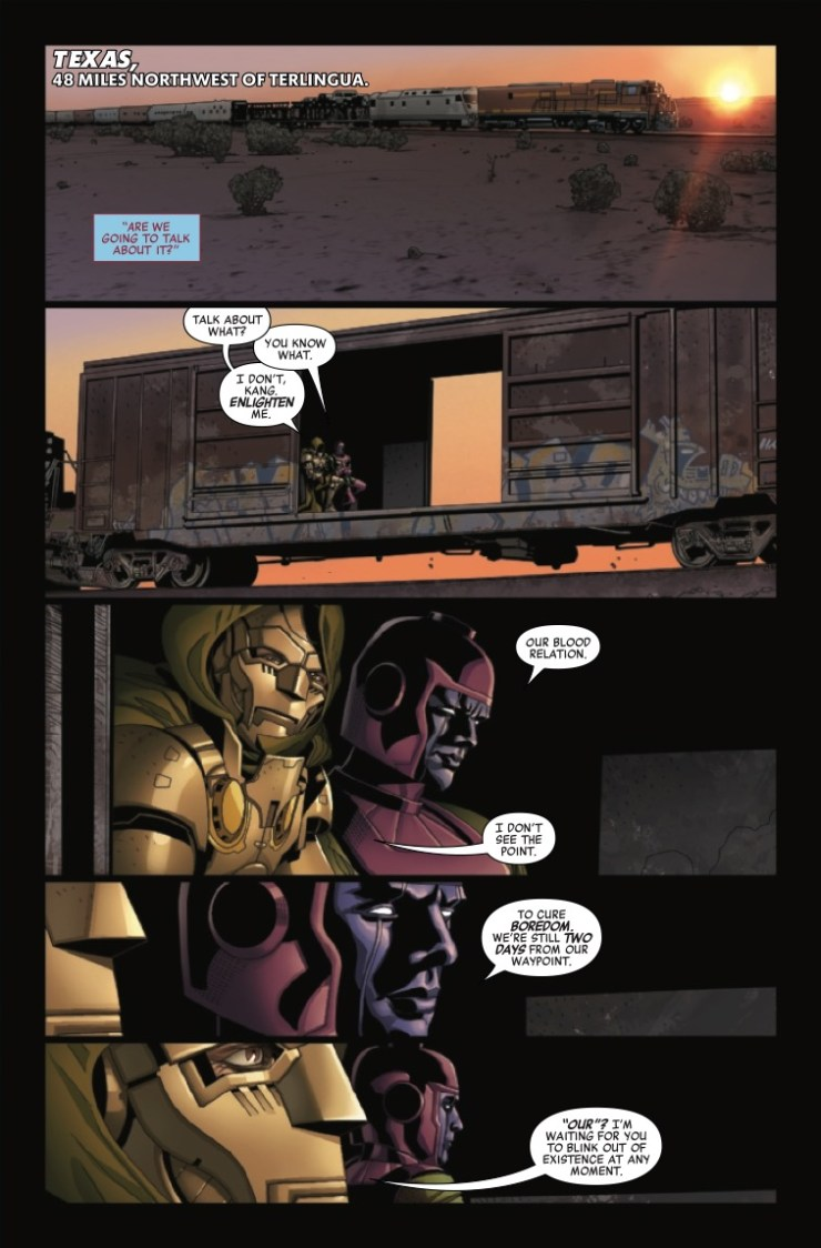 Marvel Preview: Doctor Doom #6