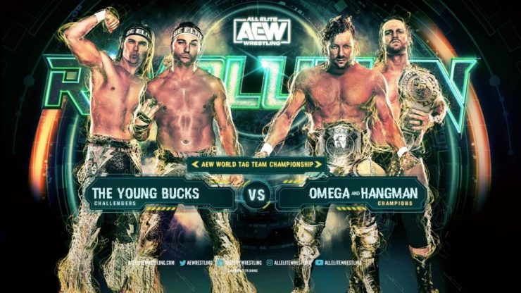AEW Revolution 2020 Preview and Predictions