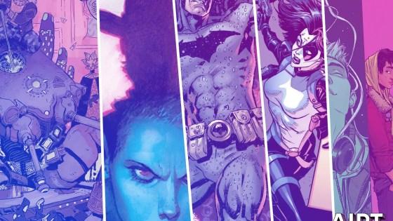 Fantastic Five: Week of February 12, 2020