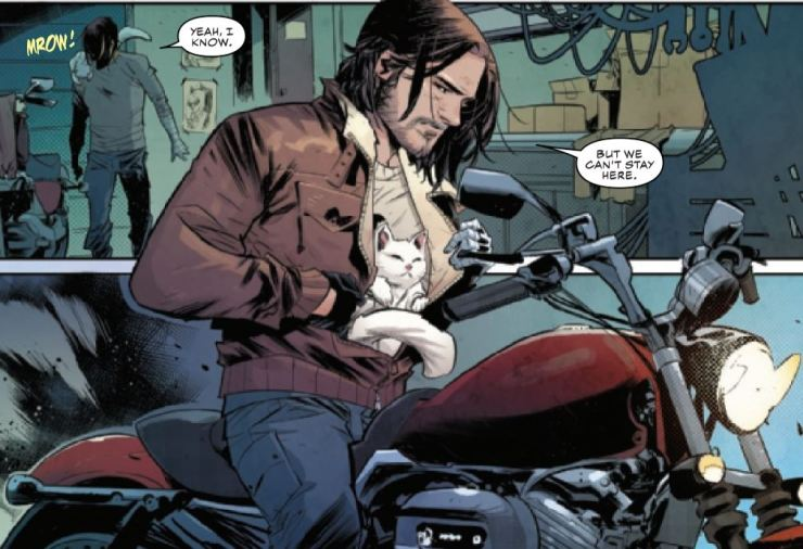 Falcon & Winter Soldier #1 Review