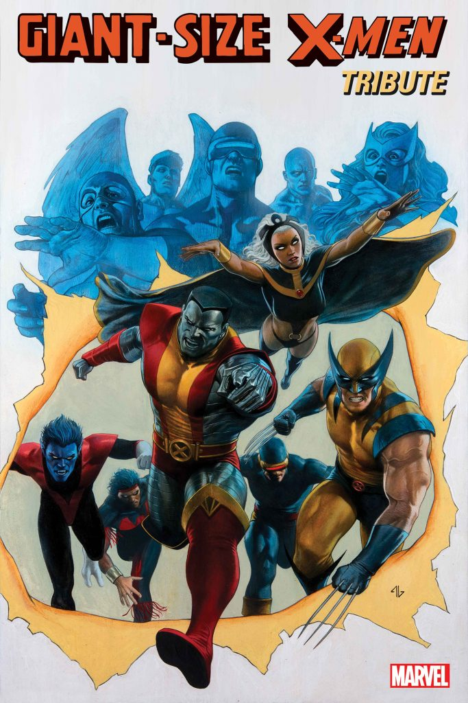 Marvel to celebrate 'Giant-Size X-Men' with special Len Wein and artist Dave Cockrum tribute issue