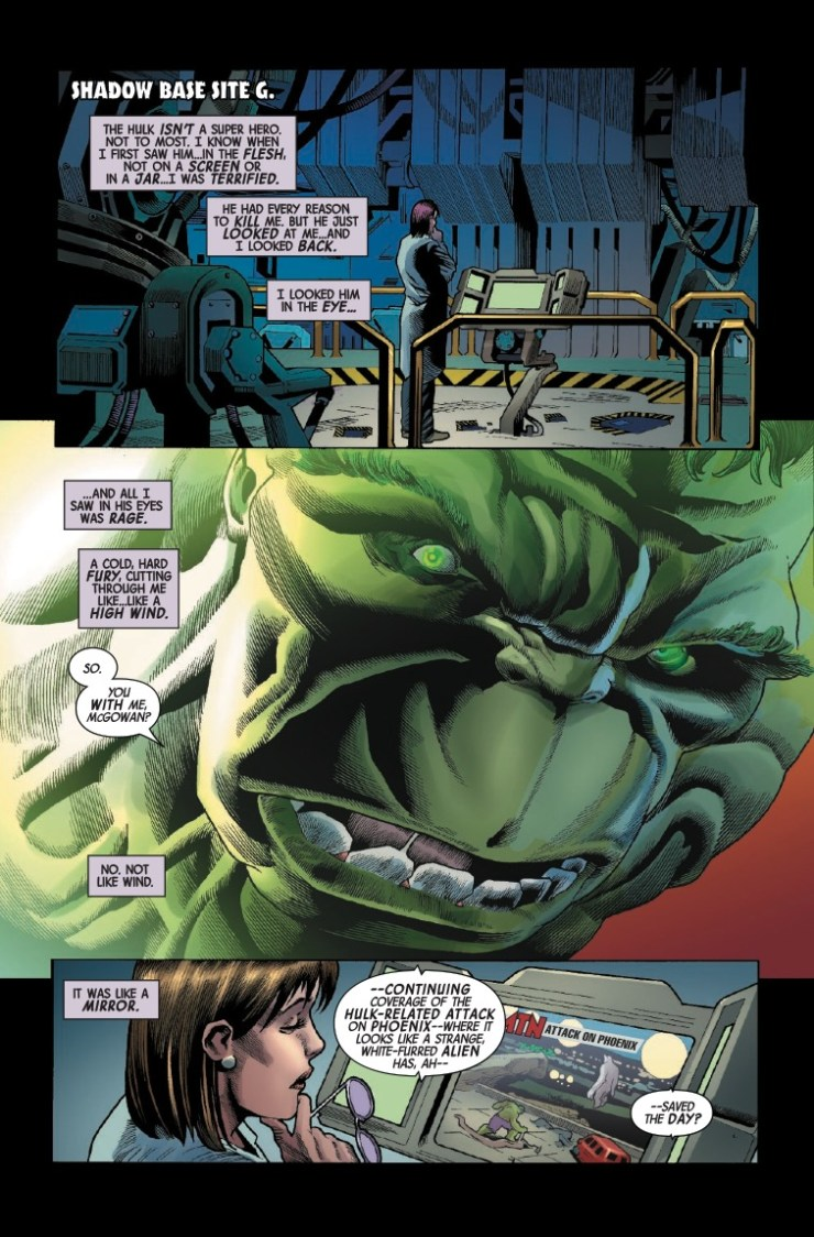 Marvel Preview: Immortal Hulk #31
