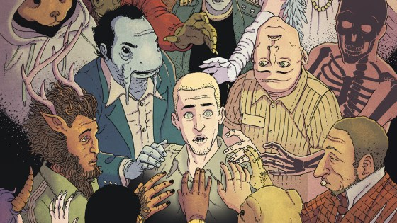 Next month sees the debut of 'the most important comic about mutants to be published next year.'