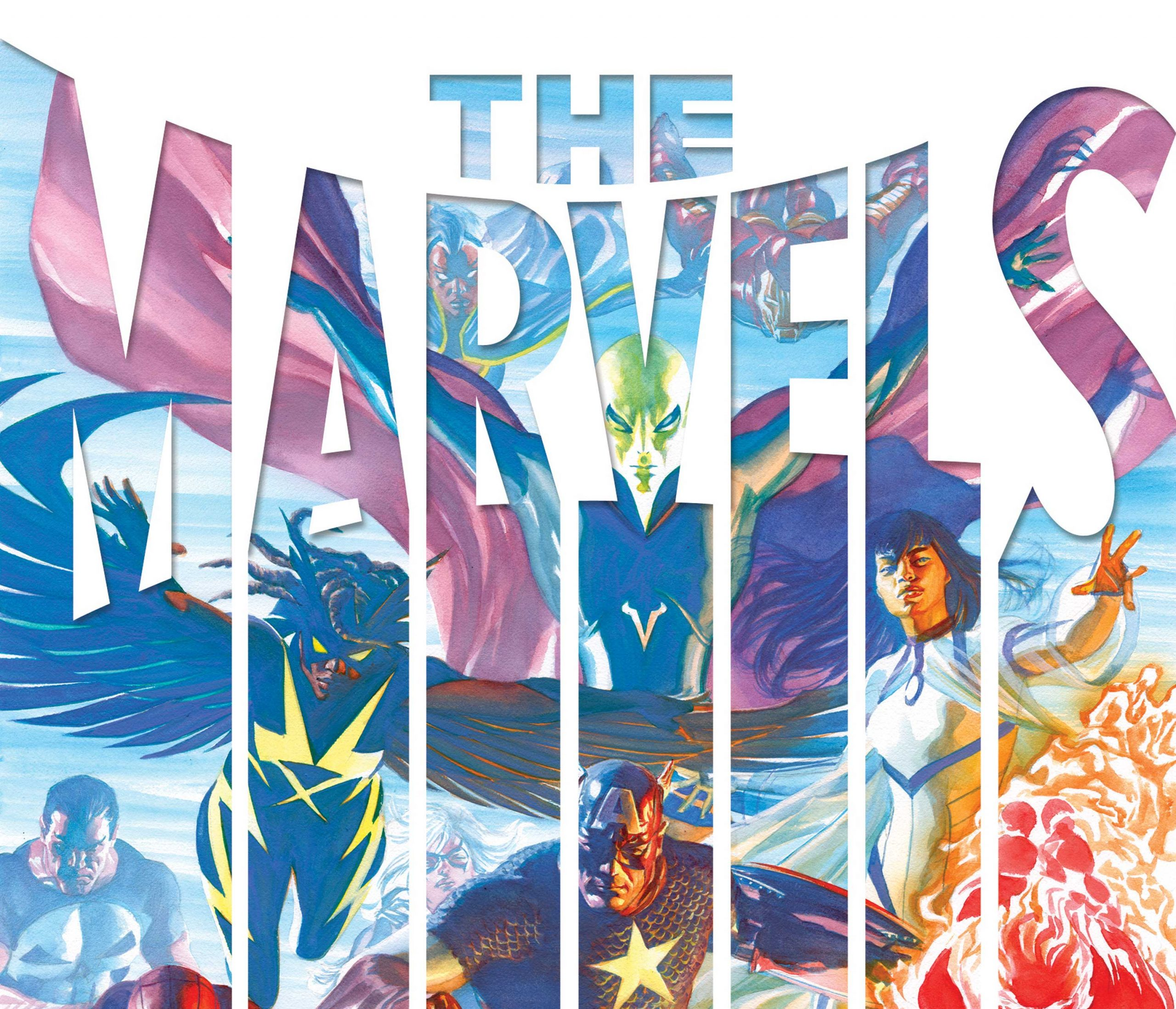 'The Marvels' #1 is ambitious and challenging