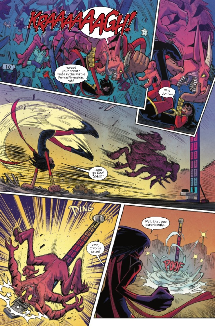 Marvel Preview: The Magnificent Ms. Marvel #13