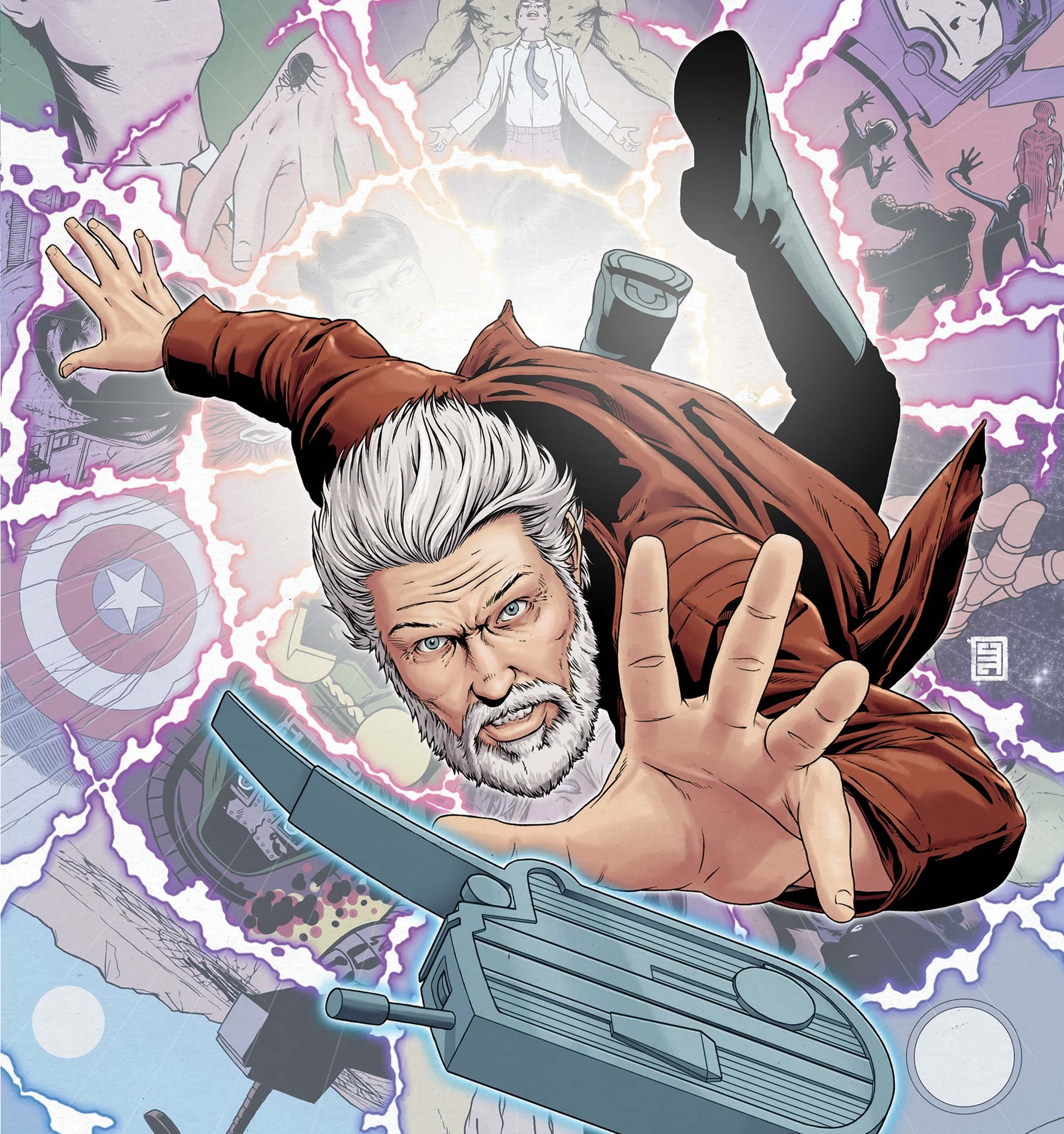 'Old Man Quill Vol 2: Go Your Own Way' review
