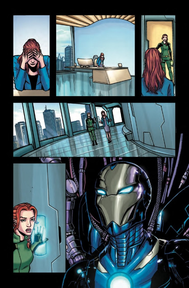 Marvel Preview: 2020 Rescue #1