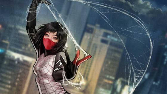 'Silk' #1 features a strong and inspiring take on Cindy Moon