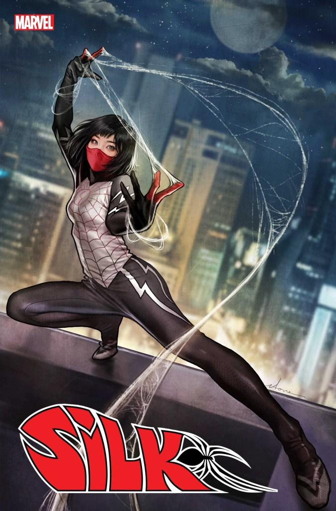 Marvel First Look: Silk returns July 2020 by Maurene Goo and Takeshi Miyazawa