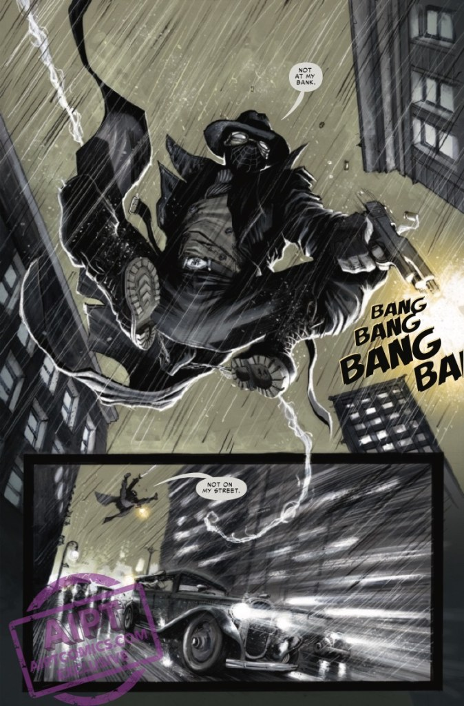 EXCLUSIVE Marvel Preview: Spider-Man Noir #1
